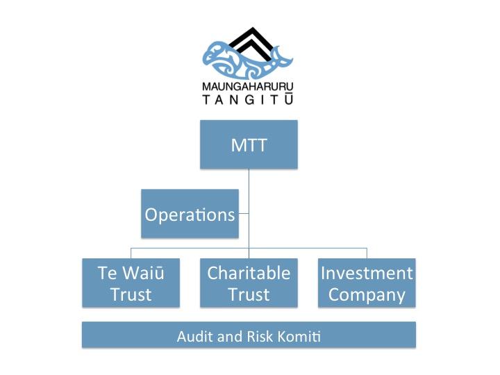 MTT structure diagram